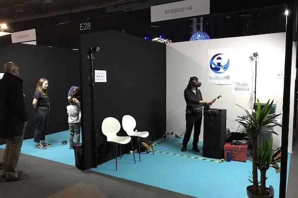 Studio Moebius - Quantum - Laval Virtual
