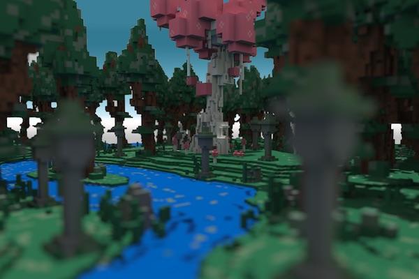 Studio Moebius - Kodama forest river