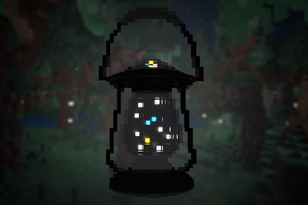 Studio Moebius - Kodama lantern