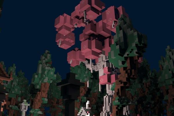 Studio Moebius - Kodama tree