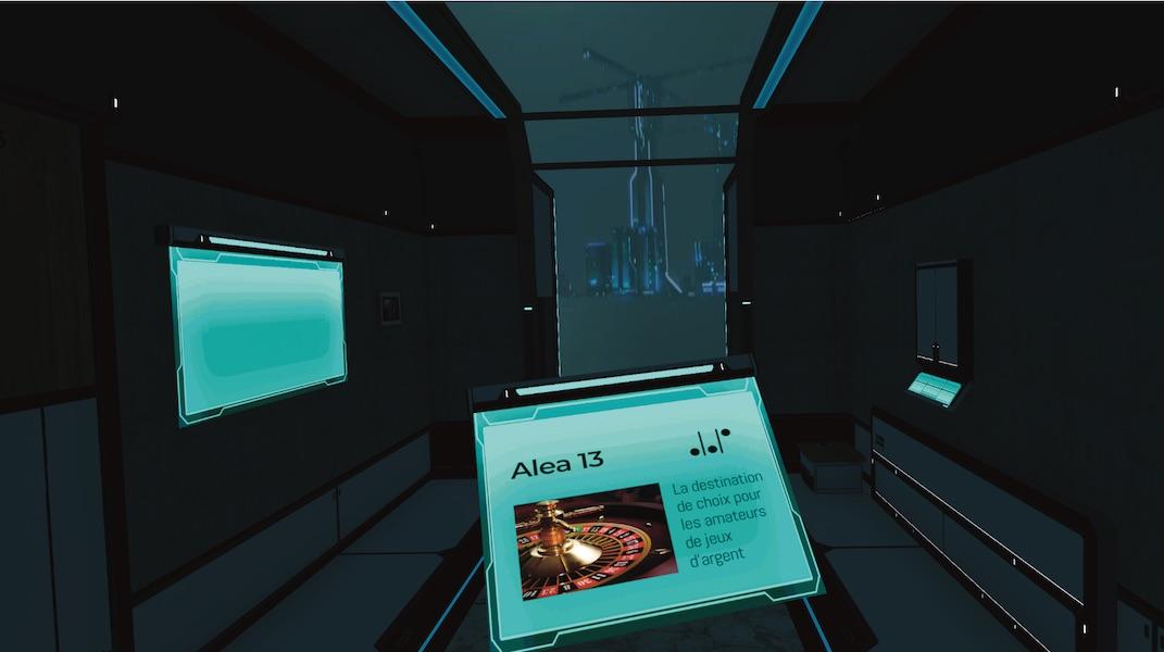 Studio Moebius - Quantum - Alea13