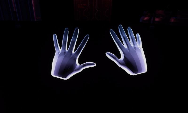 Studio Moebius - Quantum - Hands