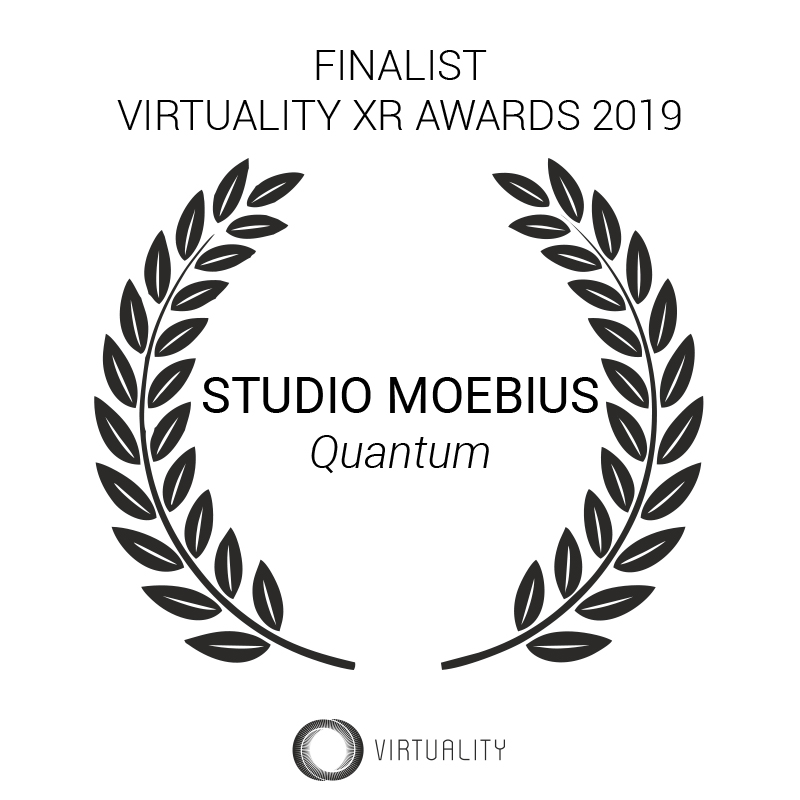 Virtuality XR Awards - Finaliste LBE
